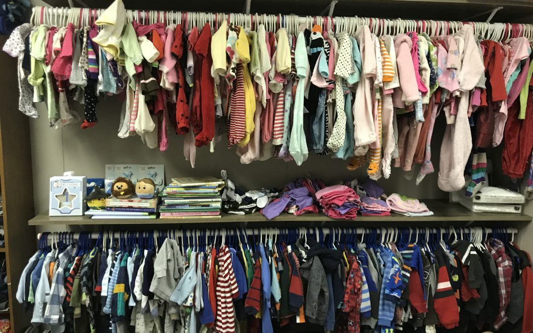 Hope's Closet: Blessed by Giving, Blessed by Receiving